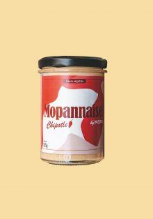 Mopannaise Chipotle : Sauce Mayonnaise végan