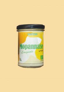 Mopannaise Originale : Sauce Mayonnaise végan