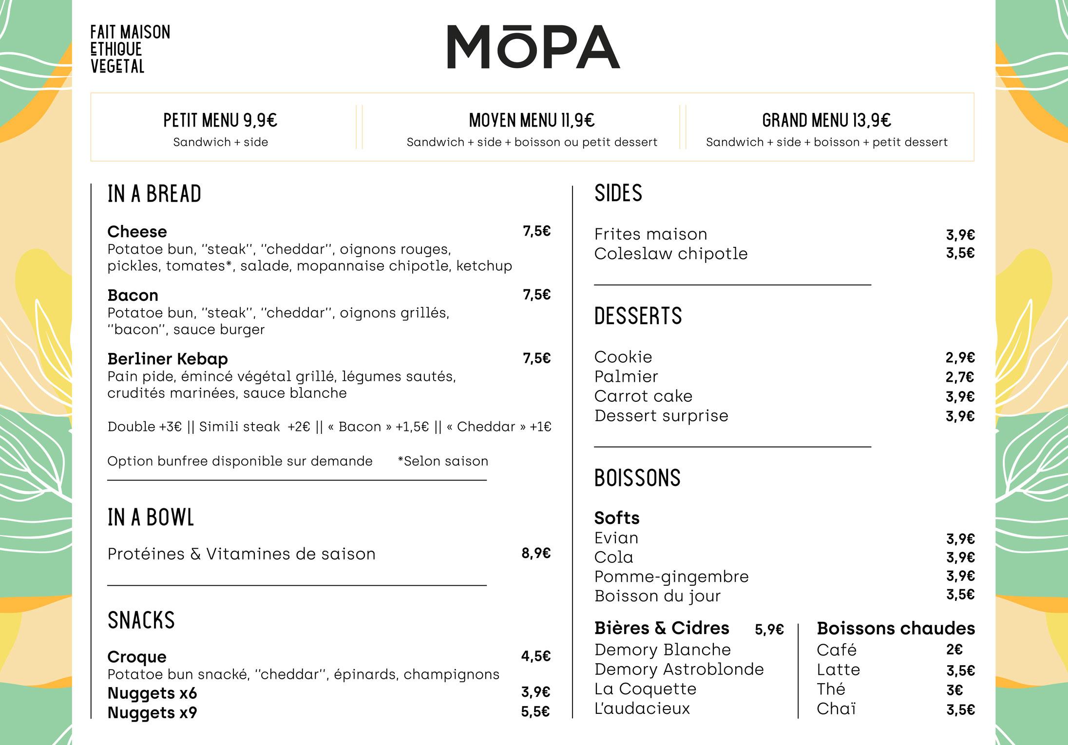 menu-mopa-restaurant-vegan-paris-75002